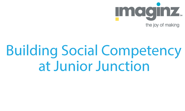 Alaina Olliver and Angii Leevers from Junior Junction Preschool in Sunnynook Auckland, discusses how imaginz has given the children at Junior Junction the freedom to explore their imagination and creativity through social competency and teamwork.